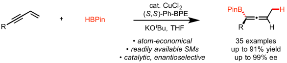 allenyl BPin