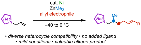 allyl electrophiles