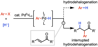 alpha-hydroarylation
